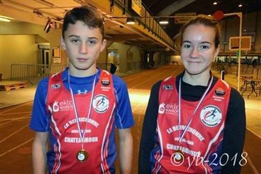 Championnats Régionaux Minimes en Salle